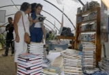 A few glimpses of the Book Fair in Havana